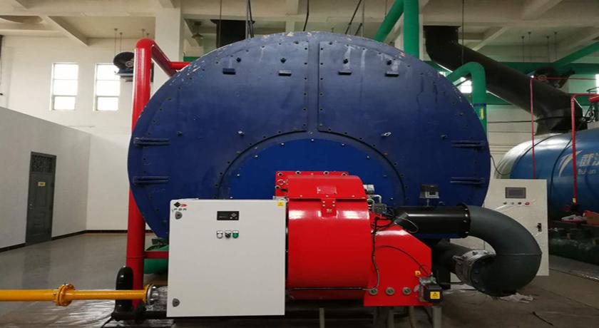 国家部队系统——锅炉低氮燃烧器改造案例