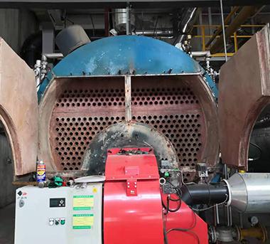 北京奥达石油化工厂——锅炉维修保养案例
