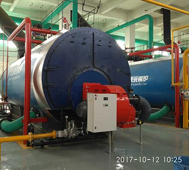 北京铁路局项目——锅炉
